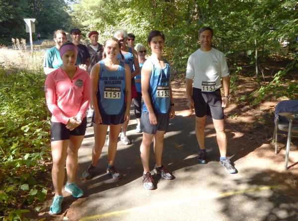 2015 Pepperell Rail Trail 4K/8K